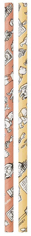 Eco Paper Straws Φ8MM | Winnie the Pooh by Skater - Bento&co Japanese Bento Lunch Boxes and Kitchenware Specialists