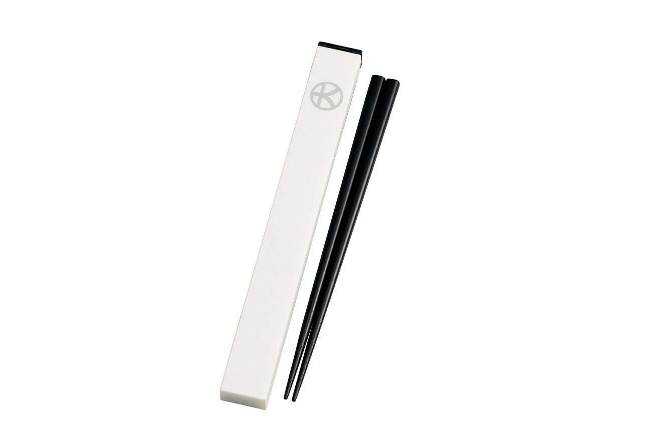 Don Square Chopsticks Set 20.5cm by Hakoya - Bento&con the Bento Boxes specialist from Kyoto