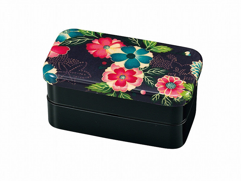 Kimono Bento | Murasaki Small by Hakoya - Bento&co Japanese Bento Lunch Boxes and Kitchenware Specialists