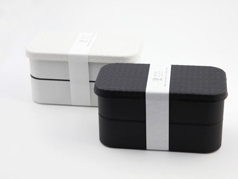 Nuri Ajiro Bento | Black by Hakoya - Bento&co Japanese Bento Lunch Boxes and Kitchenware Specialists