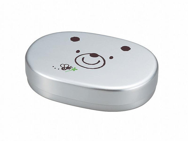 Tomodachi Aluminum Lunch Box | Bear