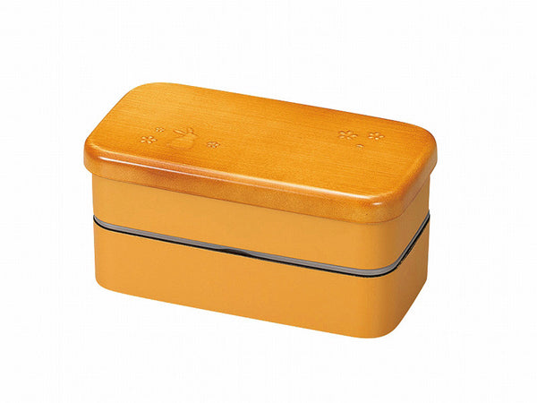 Fukumaru Long 2-stack Bento Box | Light