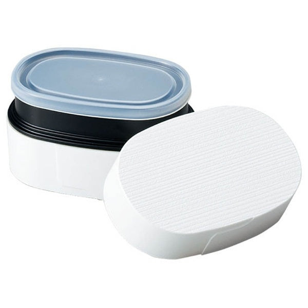 Nuri Wappa Small | White by Hakoya - Bento&co Japanese Bento Lunch Boxes and Kitchenware Specialists