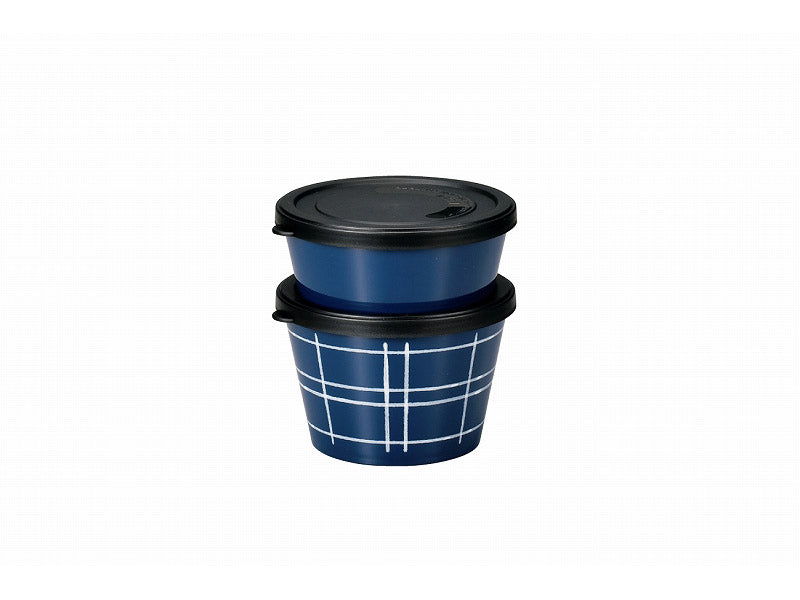 Some Mon Cup Lunch Mizu Indigo by Hakoya - Bento&co Japanese Bento Lunch Boxes and Kitchenware Specialists