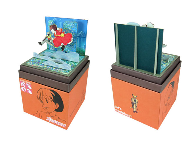 Miniatuart | Whisper of the Heart: Here, Take my Hand by Sankei - Bento&co Japanese Bento Lunch Boxes and Kitchenware Specialists