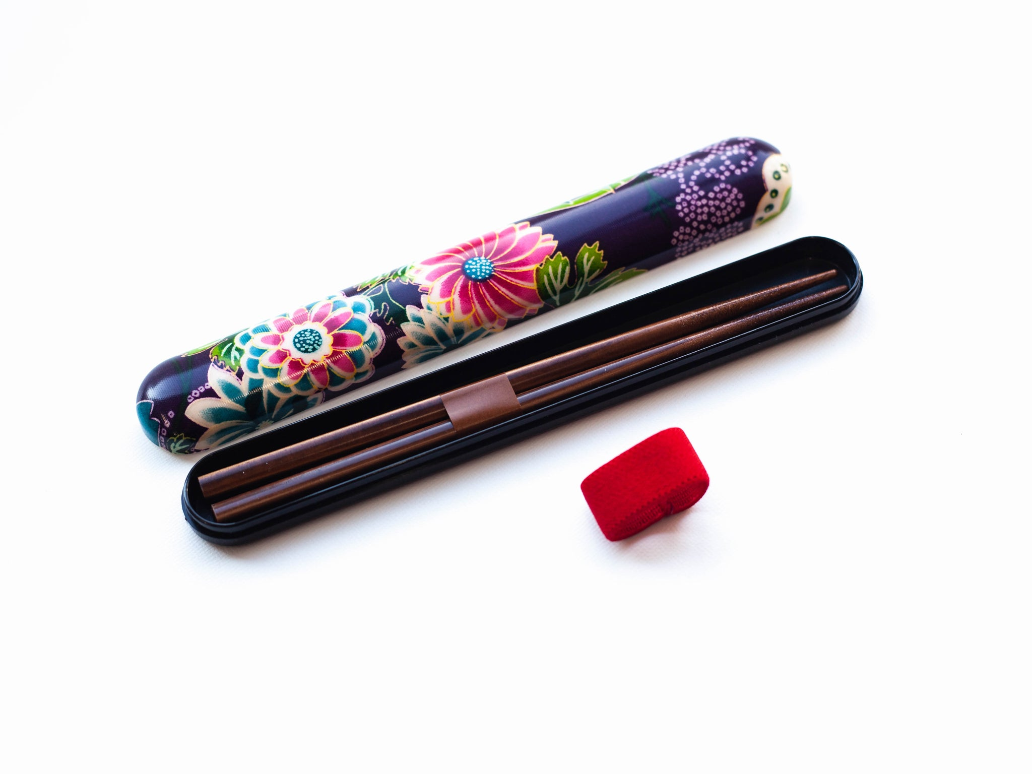 Kimono Chopsticks Set | Murasaki by Bento&co - Bento&co Japanese Bento Lunch Boxes and Kitchenware Specialists