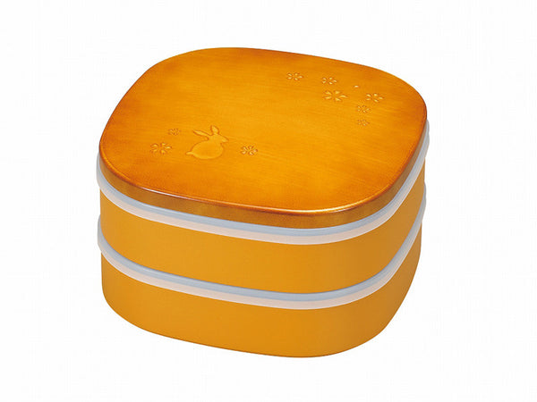 Fukumaru 2-stack Bento Box | Light