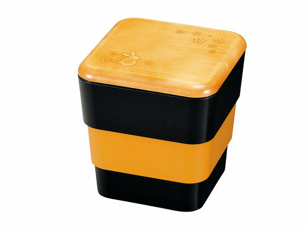 Fukumaru 3-stack Bento Box | Light