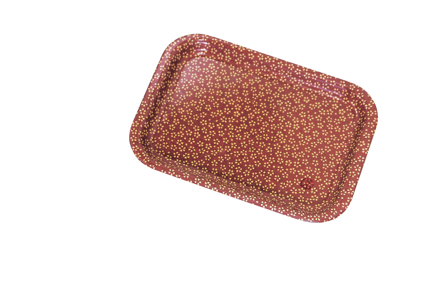 Wafu Cloth Cafe Tray | Sakura Blossom