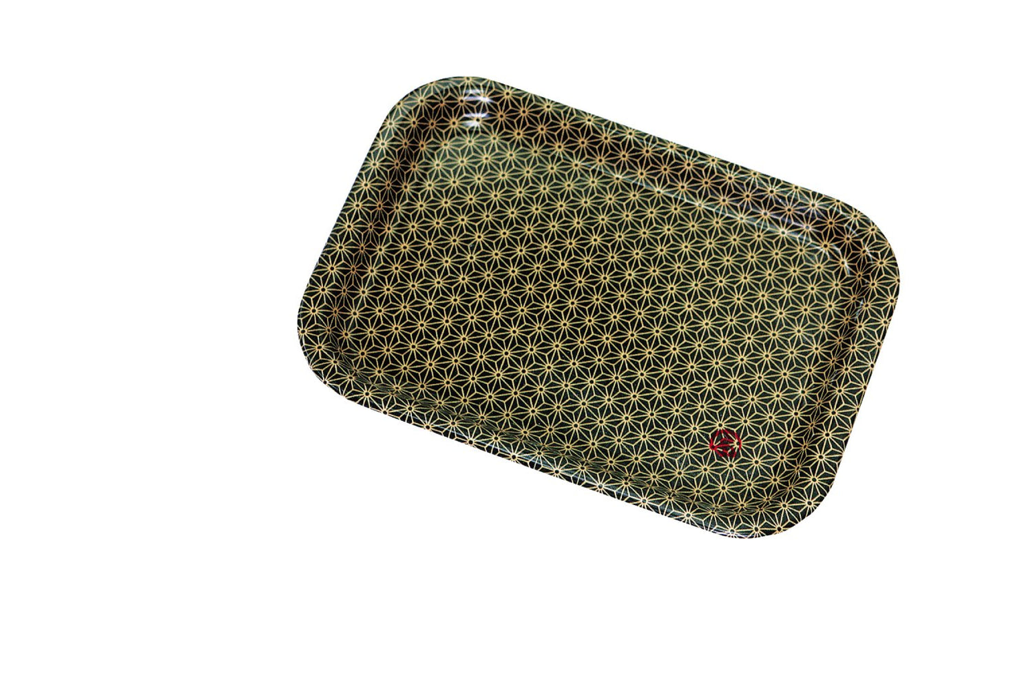 Wafu Cloth Cafe Tray | Asanoha Leaf by Hakoya - Bento&co Japanese Bento Lunch Boxes and Kitchenware Specialists