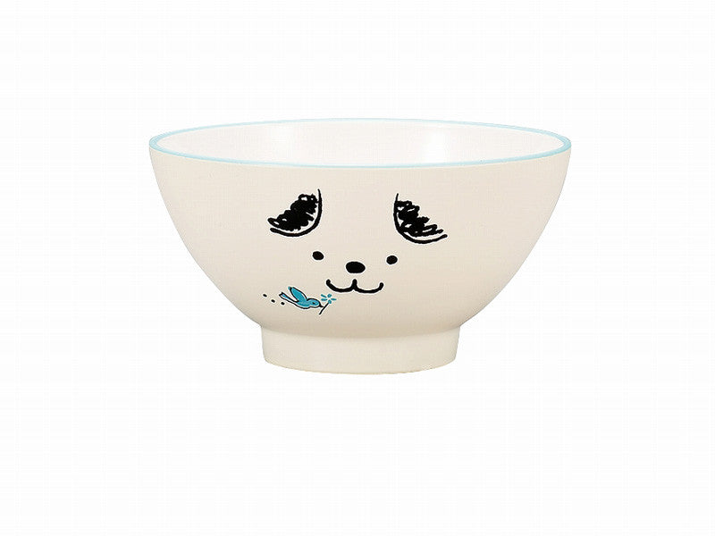 Tomodachi Rice Bowl | Dog by Hakoya - Bento&co Japanese Bento Lunch Boxes and Kitchenware Specialists