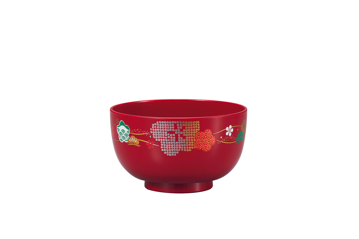 Motenashi Wafu Bowl | Red by Hakoya - Bento&co Japanese Bento Lunch Boxes and Kitchenware Specialists
