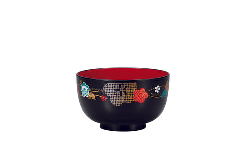 Motenashi Wafu Bowl | Black