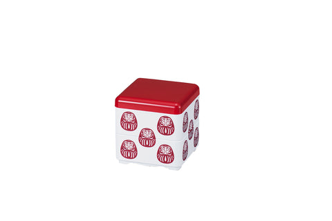 Mini Bento Box | Daruma Red