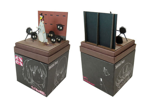 Miniatuart | Spirited Away: Engacho by Sankei - Bento&co Japanese Bento Lunch Boxes and Kitchenware Specialists