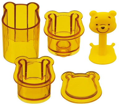 Small Onigiri Molds | Winnie the Pooh by Skater - Bento&co Japanese Bento Lunch Boxes and Kitchenware Specialists
