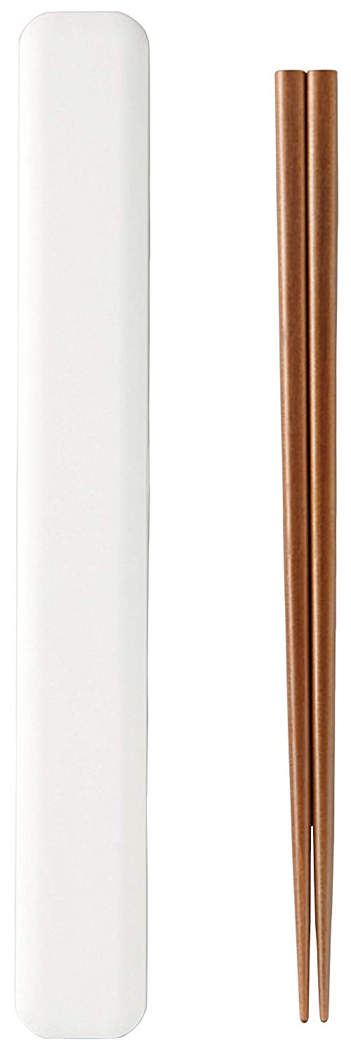 Takenaka Slim Chopsticks Set | White by Takenaka - Bento&co Japanese Bento Lunch Boxes and Kitchenware Specialists