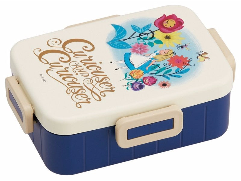 Alice in Wonderland 4 Side Locks Bento | Flowers