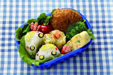 Small Onigiri Molds | Cars by Skater - Bento&co Japanese Bento Lunch Boxes and Kitchenware Specialists