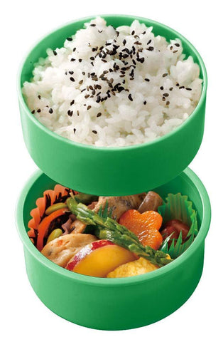 Ponyo Round Two Tier Lunch Bowl