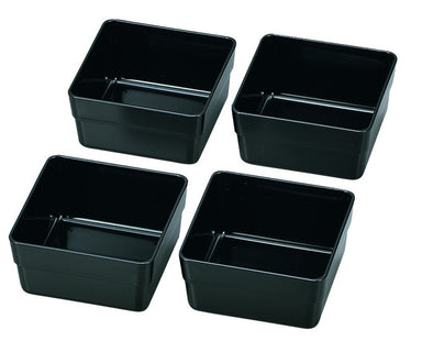 Inner compartement Black by Hakoya - Bento&co Japanese Bento Lunch Boxes and Kitchenware Specialists
