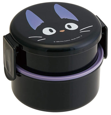 Jiji Round Two Tier Lunch Bowl by Skater - Bento&co Japanese Bento Lunch Boxes and Kitchenware Specialists