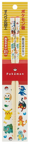 Pokemon Chopsticks by Skater - Bento&co Japanese Bento Lunch Boxes and Kitchenware Specialists