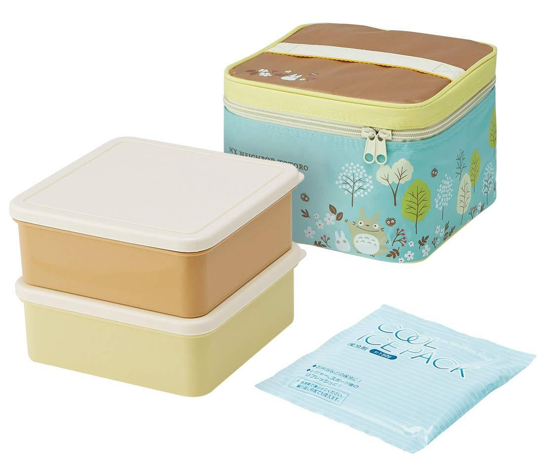 Totoro Field Picnic Set by Skater - Bento&co Japanese Bento Lunch Boxes and Kitchenware Specialists