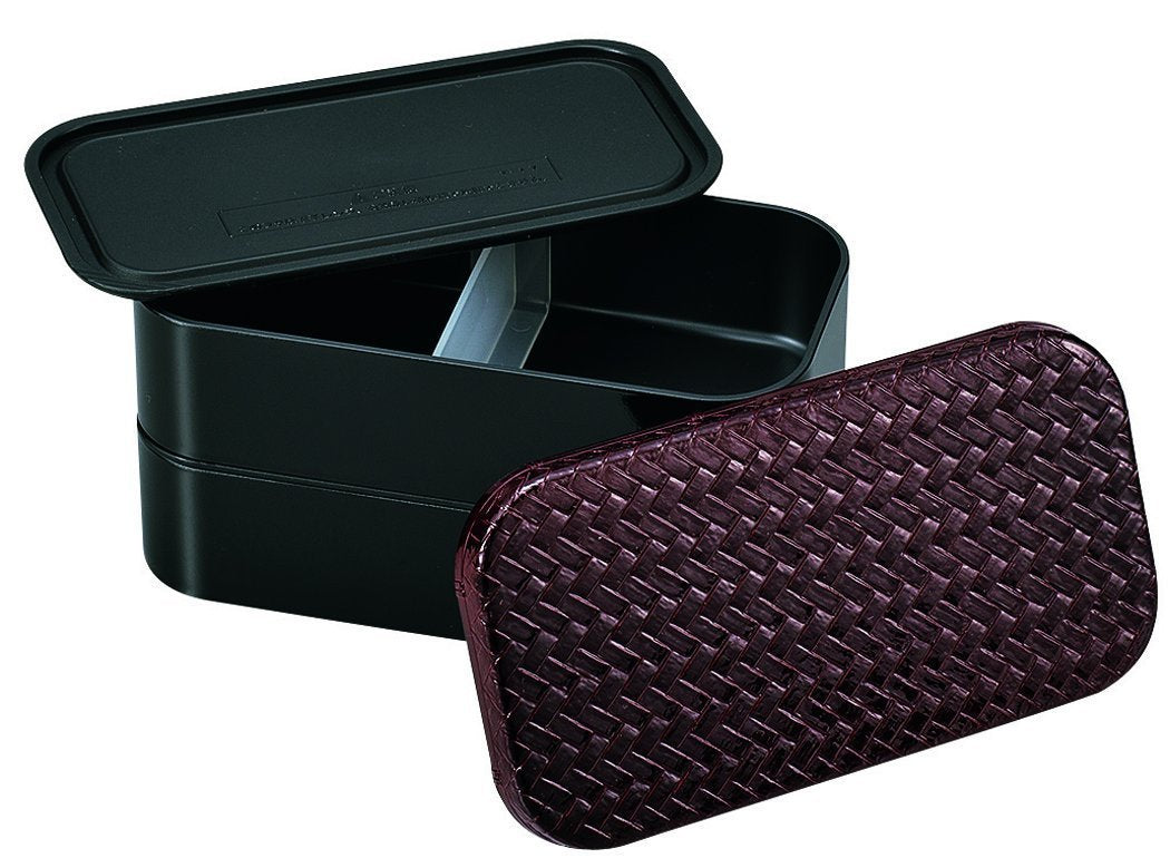 Ajiro Bento Box L size 1000ml by Hakoya - Bento&con the Bento Boxes specialist from Kyoto