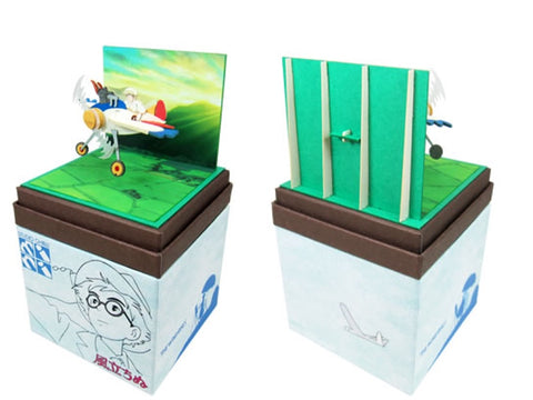 Miniatuart | The Wind Rises: The Little Boy's Dream by Sankei - Bento&co Japanese Bento Lunch Boxes and Kitchenware Specialists