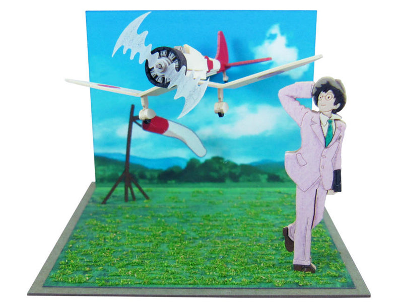 Miniatuart | The Wind Rises : Jirô's Creation by Sankei - Bento&co Japanese Bento Lunch Boxes and Kitchenware Specialists