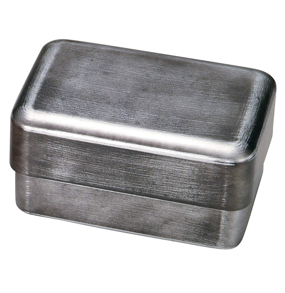 Antique Silver Bento Box by Takenaka - Bento&co Japanese Bento Lunch Boxes and Kitchenware Specialists