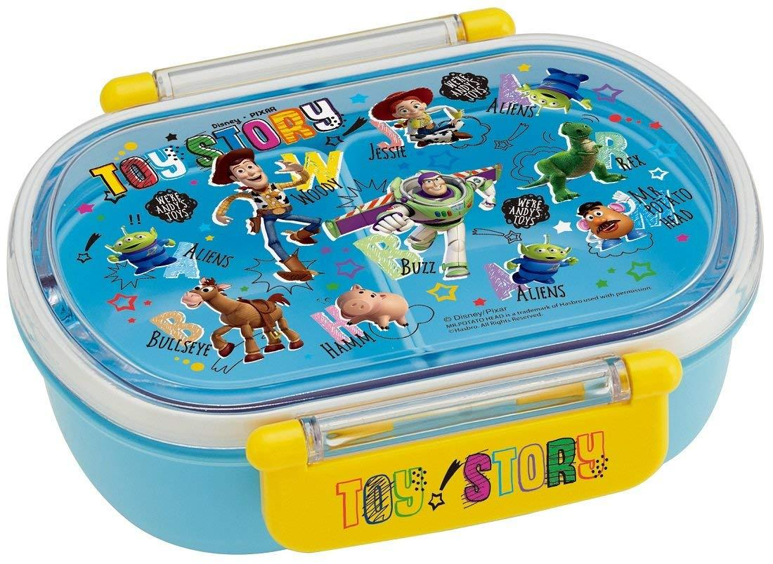 Toy Story Oval Lunch Box 360ml