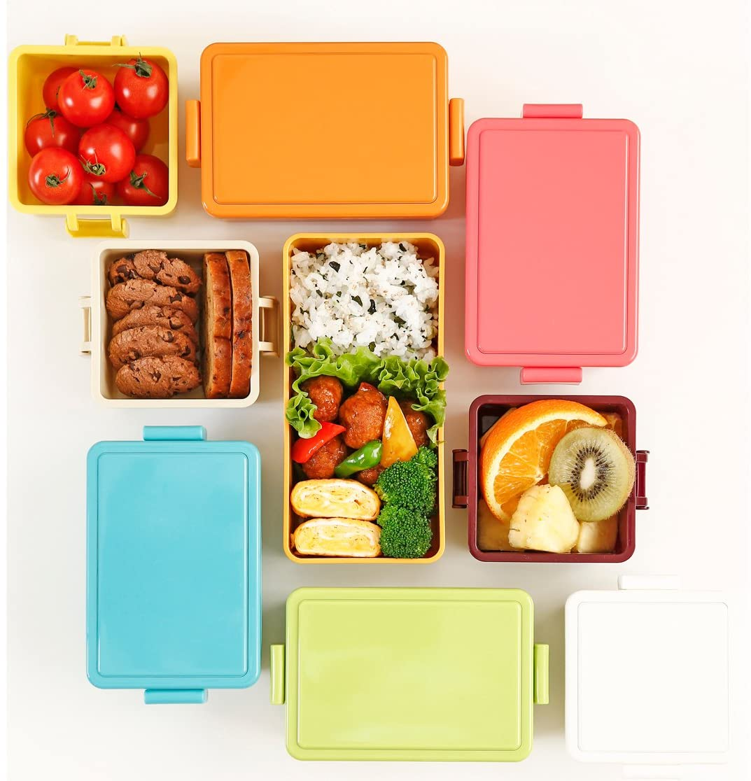 Gel-Cool Square Bento Box Large | Homard Blue