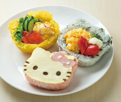 Rice Mold | Hello Kitty by Skater - Bento&co Japanese Bento Lunch Boxes and Kitchenware Specialists