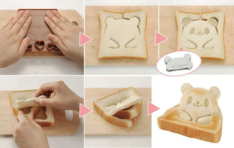 Cute Pop Up Bread Maker by Arnest - Bento&co Japanese Bento Lunch Boxes and Kitchenware Specialists