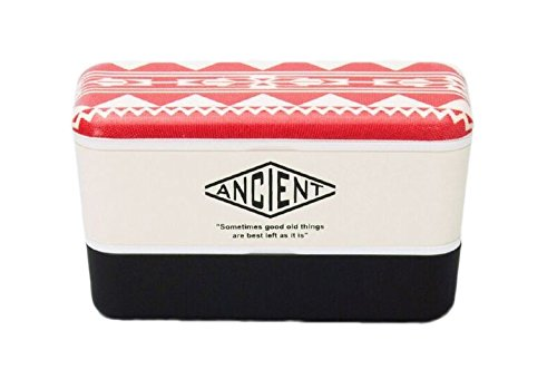 Ancient Nest Urban Native (Red) M by Showa - Bento&co Japanese Bento Lunch Boxes and Kitchenware Specialists