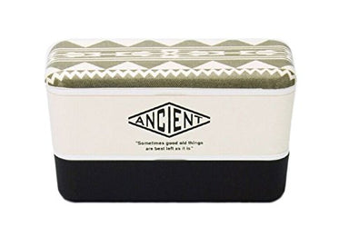 Ancient Nest Urban Native (Grey) L by Showa - Bento&co Japanese Bento Lunch Boxes and Kitchenware Specialists