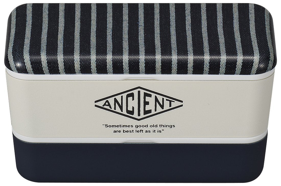 Ancient Nest Stripes M by Showa - Bento&con the Bento Boxes specialist from Kyoto