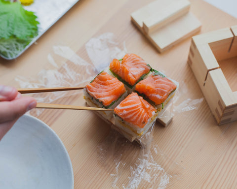 Sushi Mold | Long Square