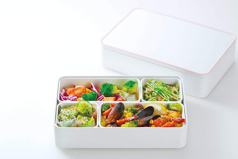 Irodori Shokado Bento Box | Pink by Showa - Bento&co Japanese Bento Lunch Boxes and Kitchenware Specialists