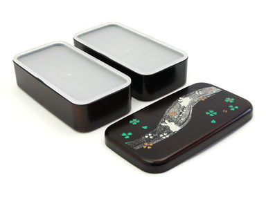 Asobi Usagi Bento Box by Hakoya - Bento&co Japanese Bento Lunch Boxes and Kitchenware Specialists