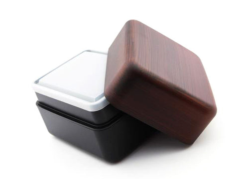 Big Bento Mokume by Hakoya - Bento&co Japanese Bento Lunch Boxes and Kitchenware Specialists