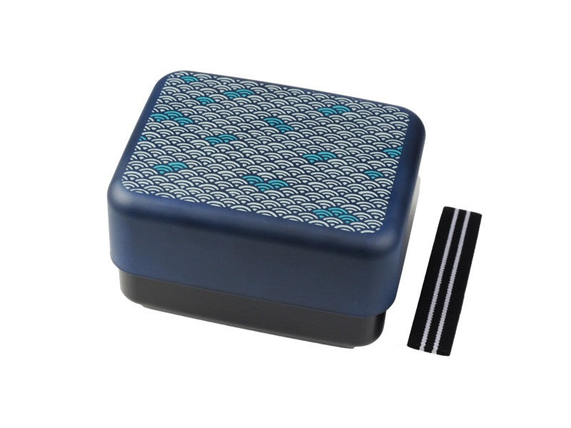 Blue Ocean Nami Bento Box by Bento&co - Bento&co Japanese Bento Lunch Boxes and Kitchenware Specialists