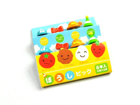 Boshi Picks by Torune - Bento&co Japanese Bento Lunch Boxes and Kitchenware Specialists