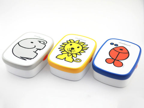 Bruna Campus Lunch Boxes by Space Joy - Bento&con the Bento Boxes specialist from Kyoto