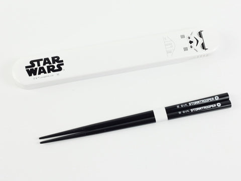 Star Wars Chopsticks 18cm | Stormtrooper by Yaxell - Bento&co Japanese Bento Lunch Boxes and Kitchenware Specialists