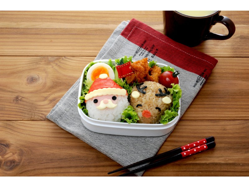 Christmas Onigiri Set by Arnest - Bento&con the Bento Boxes specialist from Kyoto