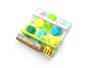 Clover Fork Picks by Torune - Bento&co Japanese Bento Lunch Boxes and Kitchenware Specialists