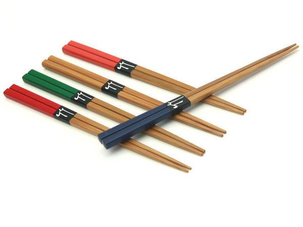 Colorful Bamboo Chopsticks